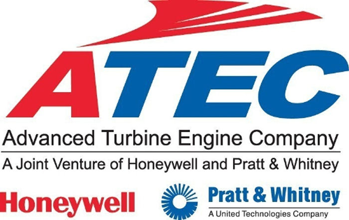 The Advanced Turbine Engine Company (ATEC) is a joint venture of Honeywell and Pratt & Whitney