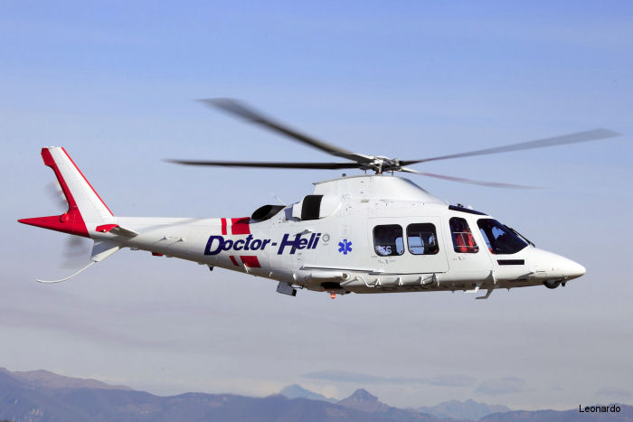 Kagoshima International Aviation orders a second AgustaWestland AW109SP GrandNew helicopter in EMS configuration to be operated for Doctor-Heli programme which covers all prefectures in Japan
