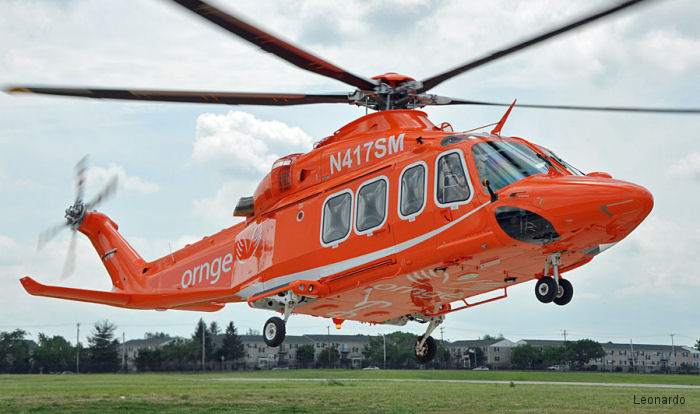Canadian EMS Operator Ornge Signs Support Contract for AW139 Helicopter Fleet