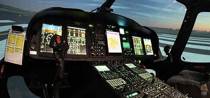 Toll Helicoptes from Australia to deliver AW139 Level D Full Flight simulator and training services for Australasia region