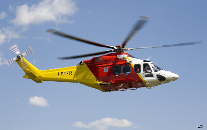 LCI Helicopters Delivers First AW139 To Australia Westpac Rescue Helicopter Service
