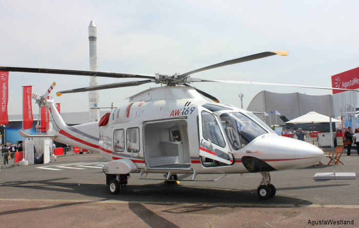 AW169 achieved basic certification by the National Civil Aviation Agency (ANAC) of Brazil with deliveries to begin soon. Over 20 helicopters  are in order for brazilian operators