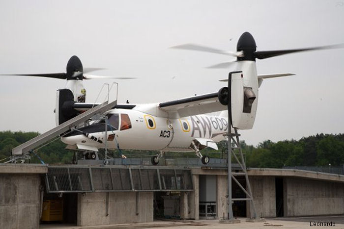 Third AW609 prototype completed first ground round in Italy. Now flight tests are scheduled in mid-2016 in Philadelphia with certification expected in 2018