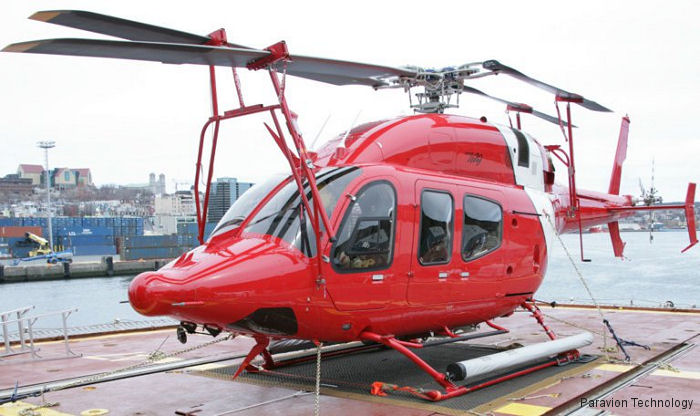 The Civil Aviation Administration of China has validated the FAA STC (Supplemental Type Certificate) for its Blade Fold Kit for Bell 429 helicopters