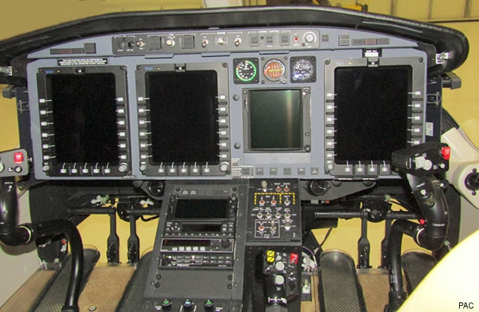 PAC International (Paradigm Aerospace Corporation) completed avionics upgrades on an early model Bell 429, owned and operated by The United Company in Bristol, VA