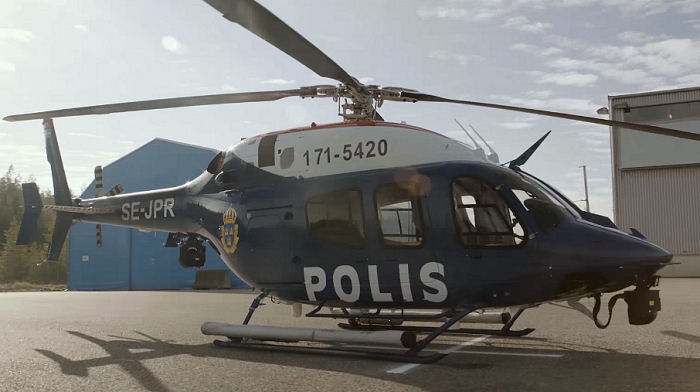 Gyronimo LLC completed the development of a customized weight & balance and performance iPad application for Swedish Police new Bell 429 helicopters