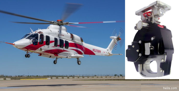 Bell Helicopters selected the Drallim Hawk 8000lb Cargo Hook System for its Bell 525 Relentless helicopter