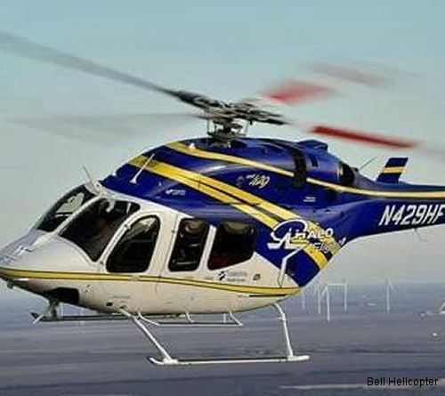 Bell Helicopter announced signing of its Customer Advantage Plans (CAP) for the Texas emergency service HALO-Flight s Bell 429