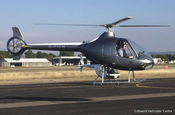 The 15th Guimbal G2 Cabri for a UK customer has arrived in the UK after a delivery flight from the factory in France.