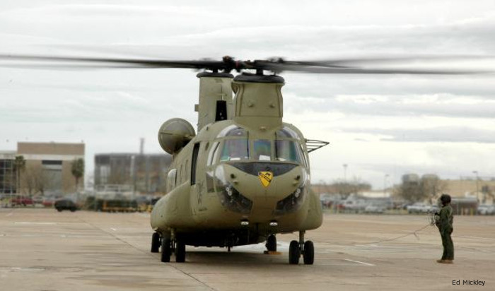 LORD Corp announced product qualification for their Improved Vibration Control System (IVCS) for the Boeing CH-47F and MH-47G Chinook helicopter
