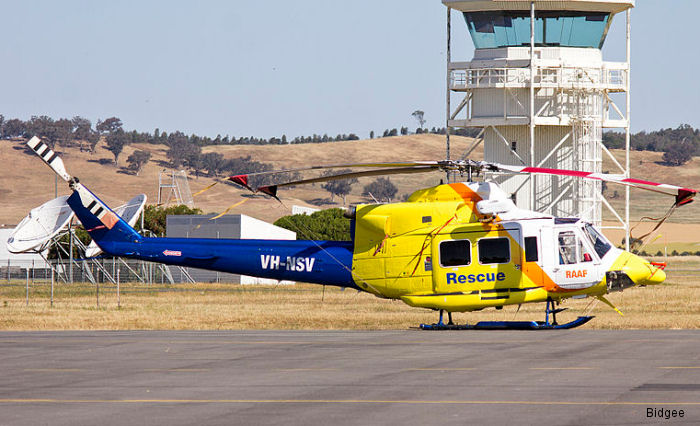 From October 2016, CHC Helicopter will provide aeromedical evacuation (AME) to the Australian Army with their fleet of S-76 and Bell 412 helicopters. Already providing same service to the RAAF.