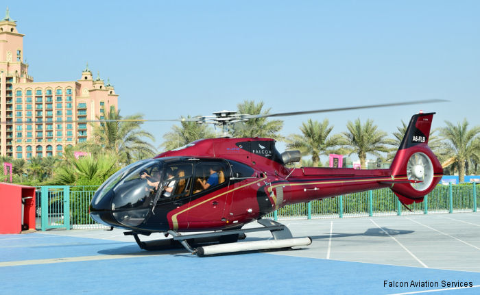 UAE's Falcon Aviation implemented Rockwell Collins' ARINC LocalCheckSM Local Departure Control System (L-DCS) to automate the check-in process for helicopters and corporate jets