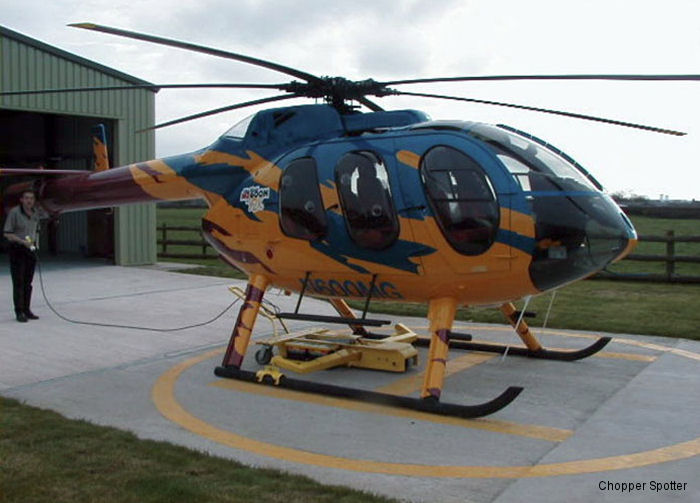 Tradewind International Llc is Now an Official Chopper Spotter© Dealer