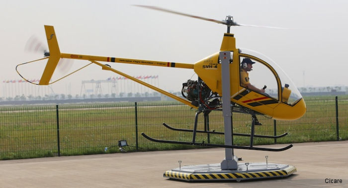 Cicaré Rotorcraft appoints DEA General Aviation exclusive Cicaré distributor in China, South East Asia and U.S.