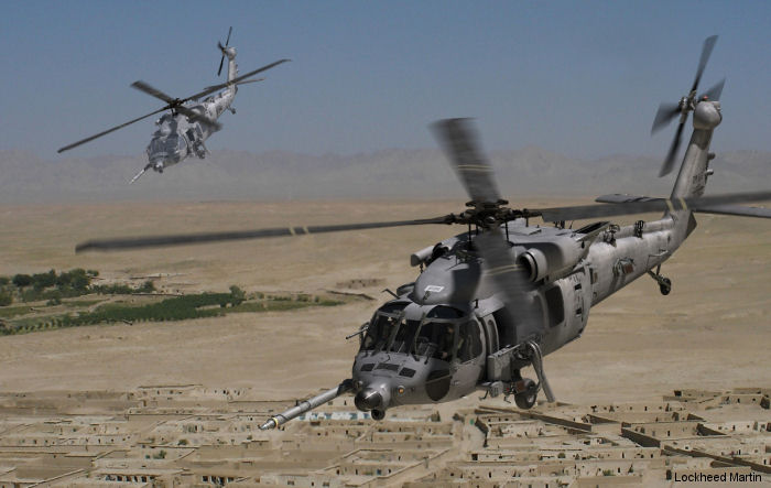 USAF Combat Rescue Helicopter (CRH) program is successfully proceeding with detailed design activities for the HH-60W Air Vehicle and Logistics system.