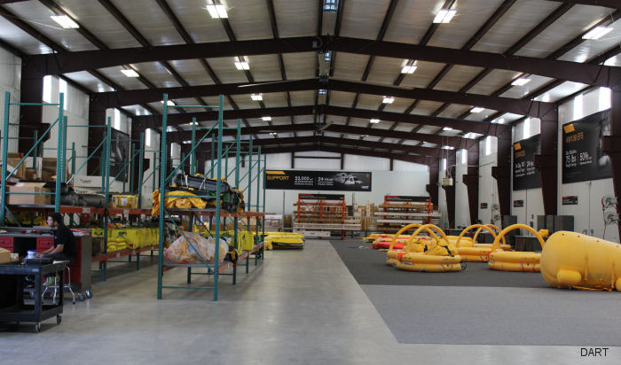 DART Cuts Ribbon at New Gulf of Mexico Facility