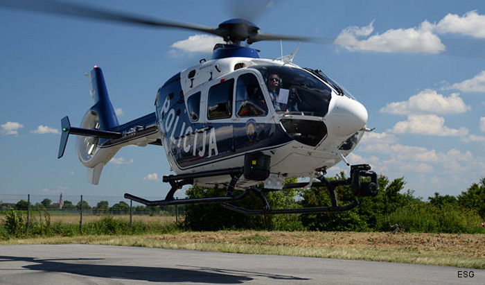 EASA Approves ESG STC for Electro Optical Systems for EC135