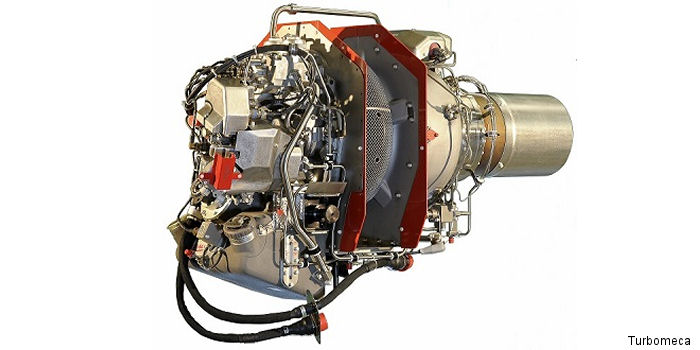 DRF Luftrettung has selected Turbomeca s (Safran) Arrius 2B2Plus engine to power its three new Airbus Helicopters H135