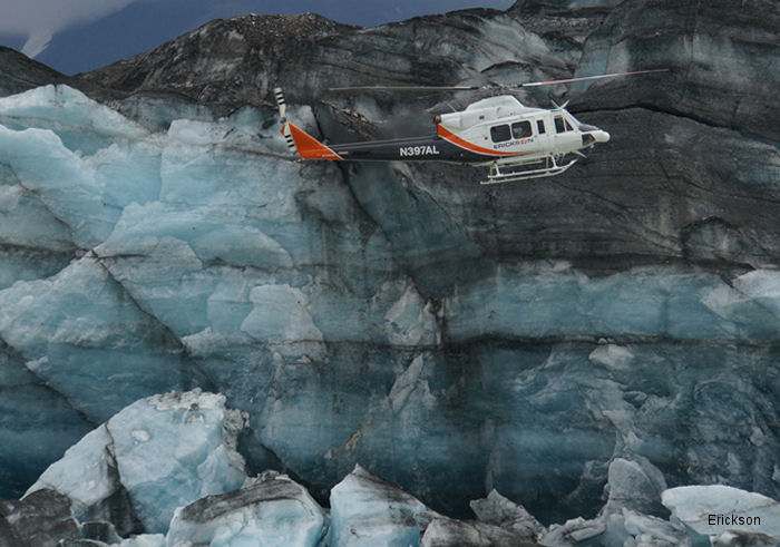 Erickson Chosen for Two Alaska Fire Suppression Contracts