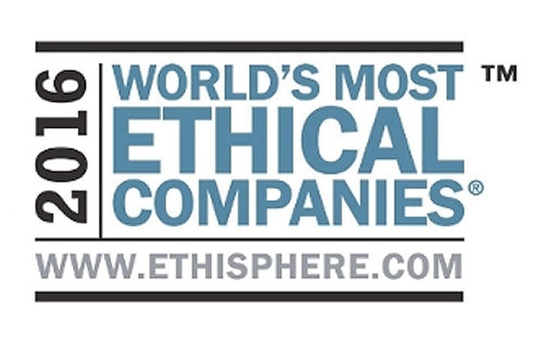 Rockwell Collins has been recognized by the Ethisphere Institute, a global leader in defining and advancing the standards of ethical business practices, as a 2016 World's Most Ethical Company.