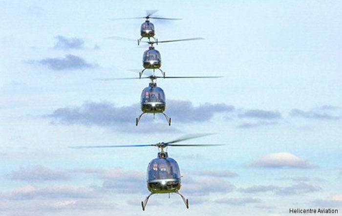 Helicentre Aviation Academy's Scholarship programme, which started in 2012, will run for a fifth year.