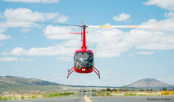 Guidance Aviation is Now Approved by U.S. Immigration and Customs Enforcement to Provide Helicopter Flight Training for International Students