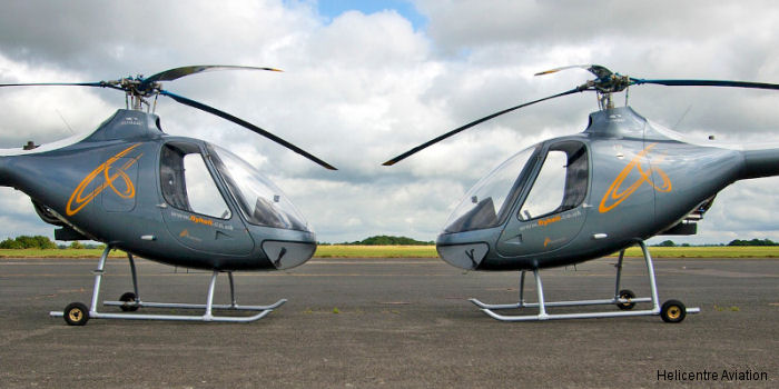 UK Helicentre Aviation Academy has achieved 5,000 fleet hours with the Guimbal Cabri G2 helicopter.