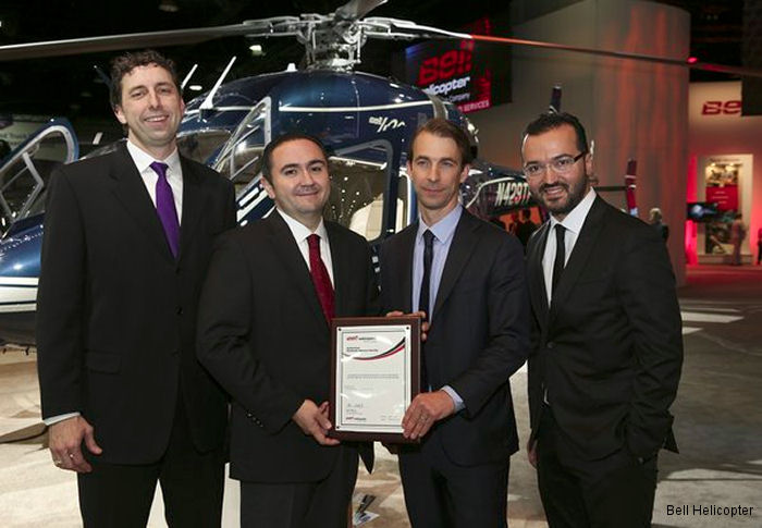 Genel Havacılık A.Ş. is working towards becoming an Authorized Bell Helicopter Customer Service Facility for Turkey