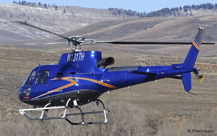 First certification is expected to be for the AS350B3 and AS350B3e variants