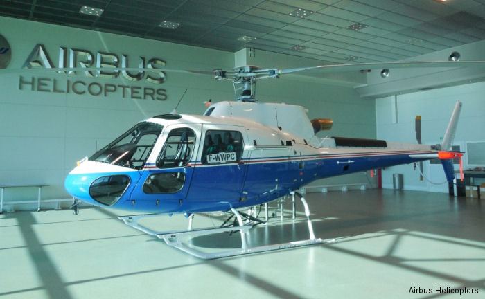 Toho Air Service received a new H125/AS350B3e totalling 27 Airbus Helicopters aircraft