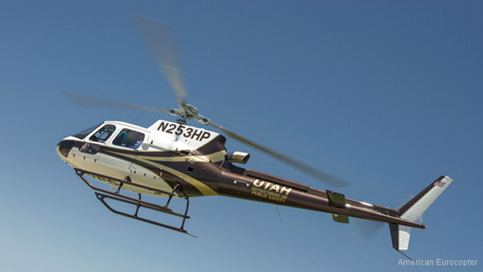 Airbus Helicopters USA has extended its sales leadership in the U.S. market for airborne law enforcement helicopters, booking an order for an H125 AStar from the Utah Highway Patrol.