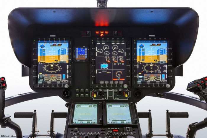 Airbus Helionix avionics suite already available on the H145 and H175  helicopters now received European Aviation Safety Agency (EASA) certification for the H135