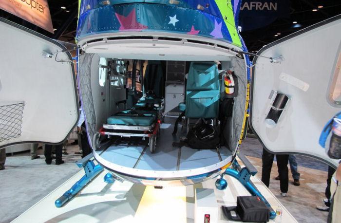 Three More Ec145 For Air Methods