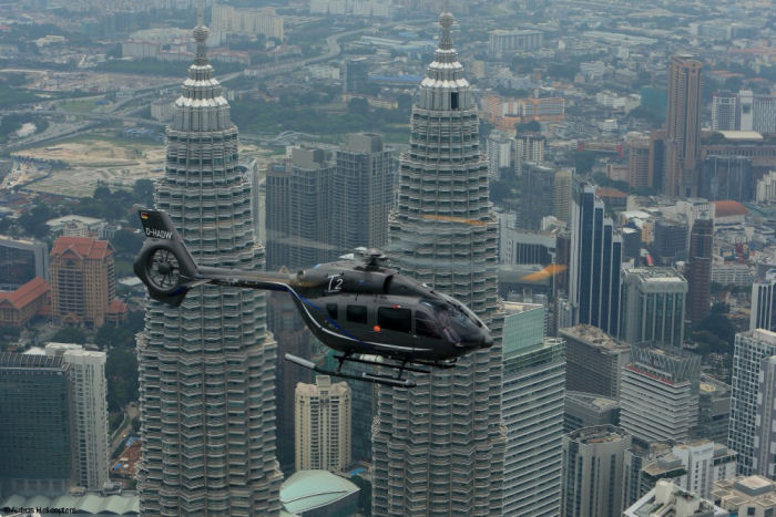 Airbus Helicopters kicks off new H145 demo tour in Asia