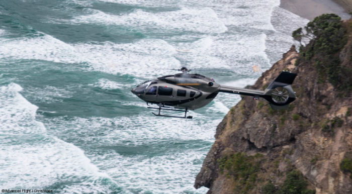 A New Zealand-based private helicopter operator. Stephen Farmer, an operator and pilot of the company s new H145, recounts his experience on the powerful twin-engine rotorcraft