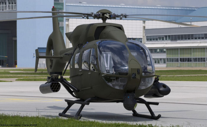 Serbian air force signed contract for 9 H145M / EC645T2.  Plant