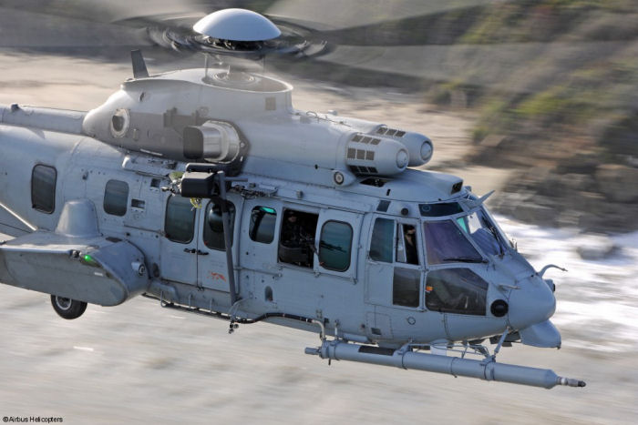 Kuwait signed for 30 H225M/EC725 Caracal helicopters. First announced on June 2015