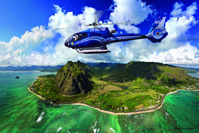 Blue Hawaiian Receives FAA Award of Excellence  Diamond Award  17th Time Since 1997