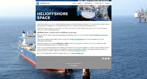 HeliOffshore, the global safety association for the offshore helicopter industry, selected Jive Software for its cloud software solution