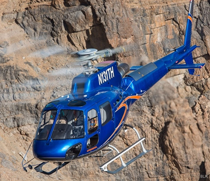 Flying the H125 FastFin System