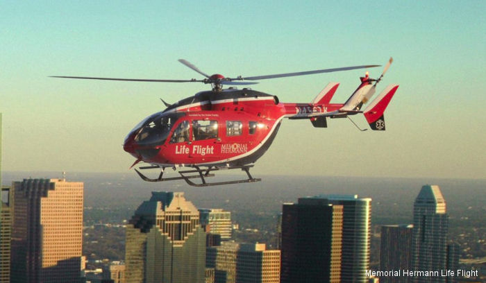 Founded 1976 to serve the Greater Houston area, was the first air ambulance service in Texas and the second such program in USA
