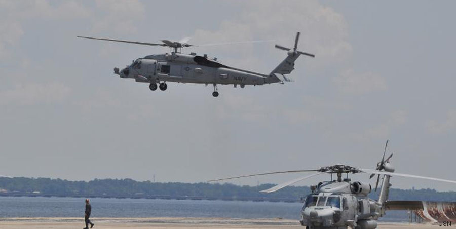 HSM-60 Jaguars settle into new home at NAS Jax
