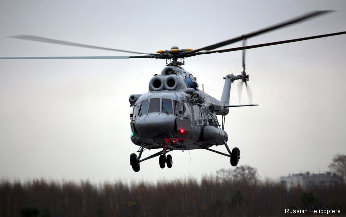 Russian Helicopters Delivers 151 Helicopters to India
