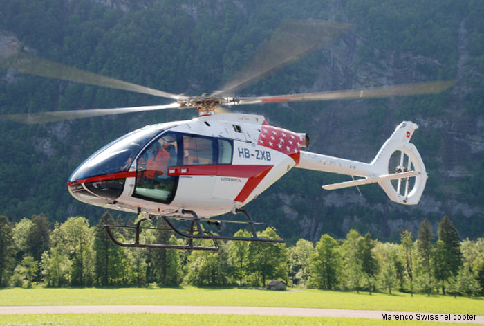 Marenco Swisshelicopter will be at the Japan International Aerospace Exhibition 2016 to be held October 12-15, in Tokyo, Japan through its  local representative Aero Facility Co.