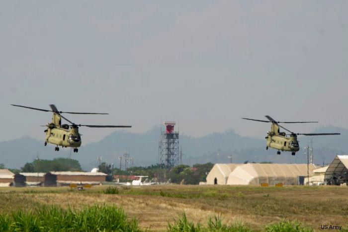 JTF-Bravo provides support to Honduran forces fighting wildfire