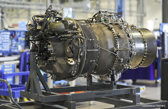The Russian Helicopters Ka-62 powered with two Turbomeca Safran Ardiden 3G engines maiden hovering took place on April 28, 2016 at manufacturer plant in Arsenyev.