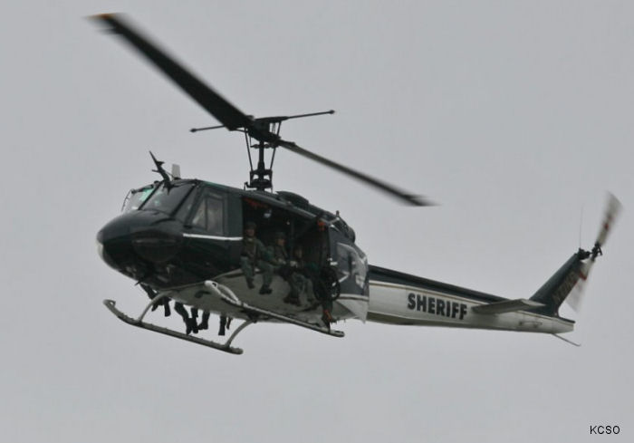 Helicopter damaged during search rescue mission