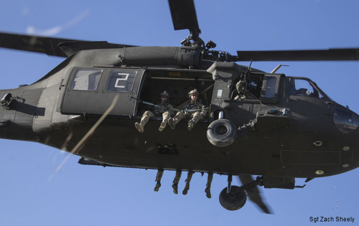 Kansas National Guard Trained with Special Forces
