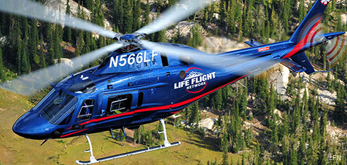 Life Flight Network, the largest not-for-profit air medical transport service in the United States, will open a base for AW119Kx at the Portland-Hillsboro Airport in Oregon on May 20