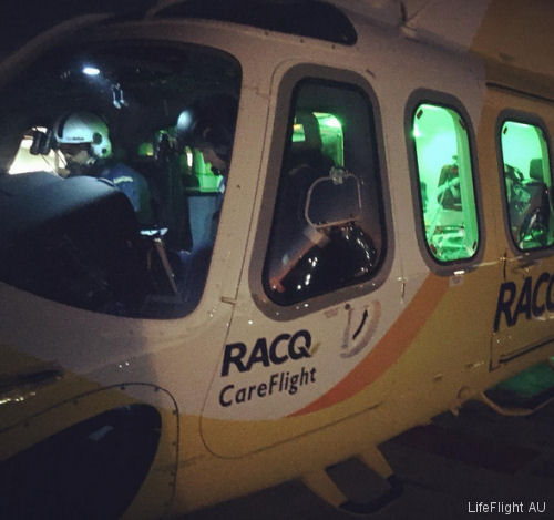 CareFlight from Queensland Australia changed name to LifeFlight to reduce confusion with CareFlight New South Wales